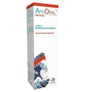 APHORAL® zobna pasta s klamatsko algo (75ml) -25% do 30.9.2021
