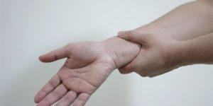 Sindrom karpalnega kanala – SCC